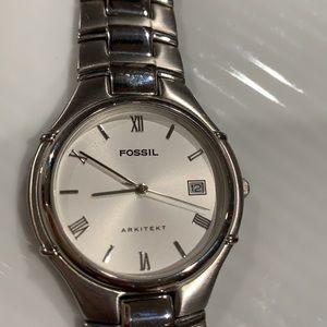 Fossil  Men's  Arkitekt Watch